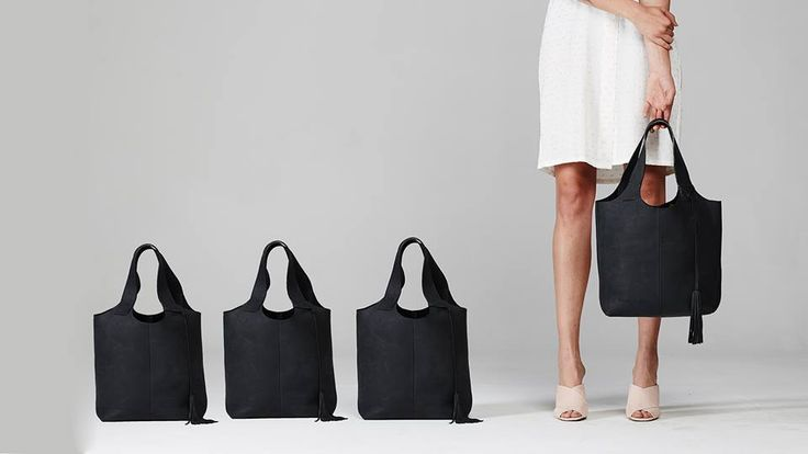 The Tote  MARETHCOLLEEN  BOVINE LEATHER
