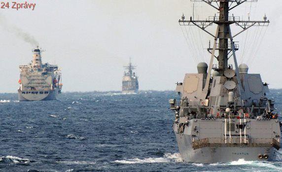 Kdo provokuje v Perském zálivu? USA a Írán se vzájemně obviňují