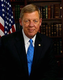 Johnny Isakson spoke at our Lake Country Bd of Realtors meeting this week.  Very interesting and great meeting. 8.20.12