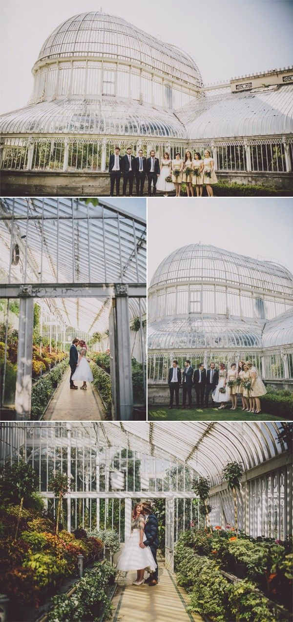 Dreamy wedding venue at the Botanical Gardens | Ten21 Photography