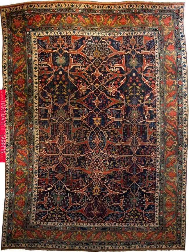 Iran Bijar Size 14 9 X 19 8 I Oscar Isberian Rugs Chicago