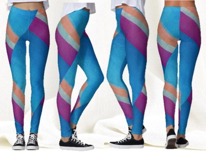 Active wear yoga pants or gym stretch tights.Indian yoga tights or yog – Artikrti