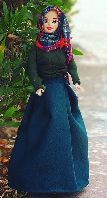 Hijab Barbie proves that modest fashion can be even more chic.