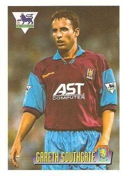 1996-97 Merlin's Premier League #5 Gareth Southgate Front
