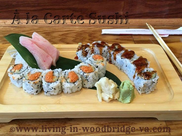 Sushi Jin Woodbridge Va - Sushi Jin Next Door in Potomac Town Plaza serves expertly prepared Japanese street food. The food is completely addicting!
