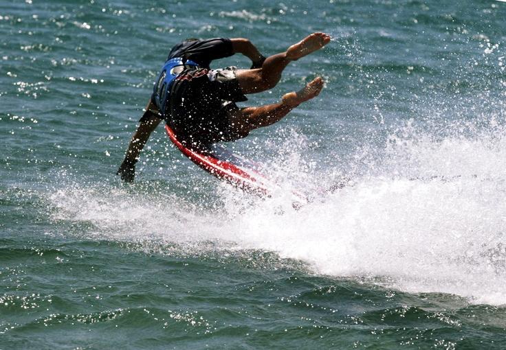 Prasonisi windsurfing