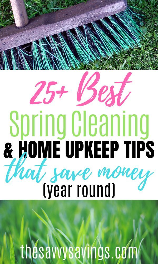 Spring Cleaning: The Ultimate Money Saving Guide