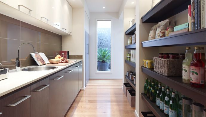 Butler's Pantry Fitout | MainVue Homes