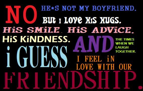 Best Friend Quotes For Opposite Gender : For my guy best friend