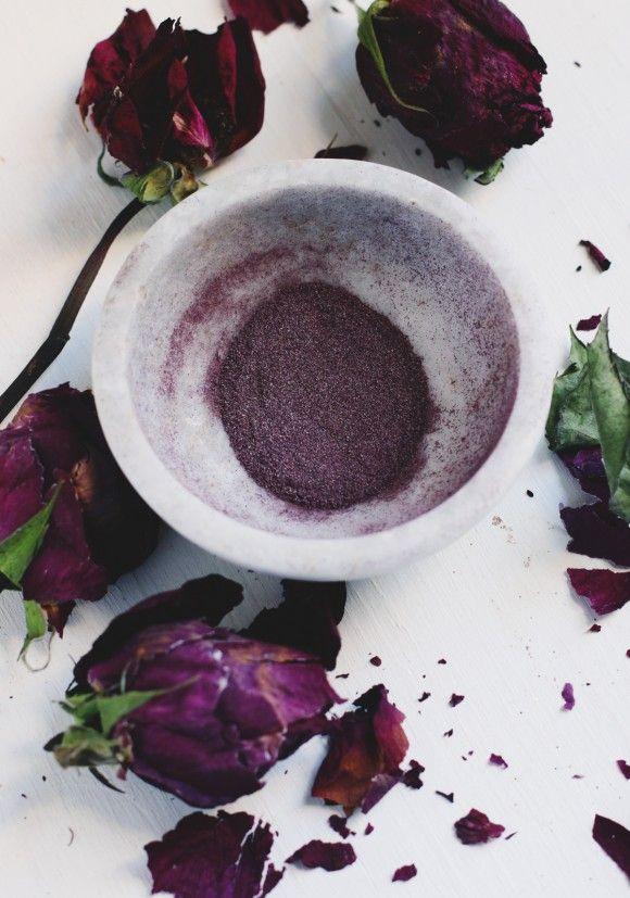 Make: DIY Rosebud Salve Blush.