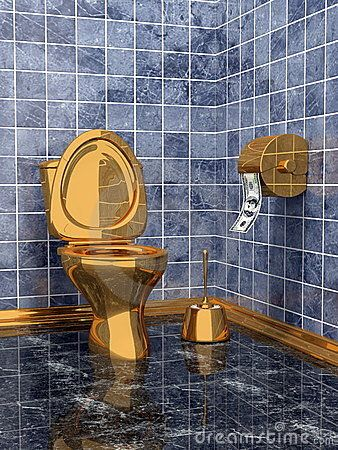 Car girls15 best Gold Toilets   images on Pinterest   Toilets  Gold rush  . 24k Gold Toilet Paper. Home Design Ideas