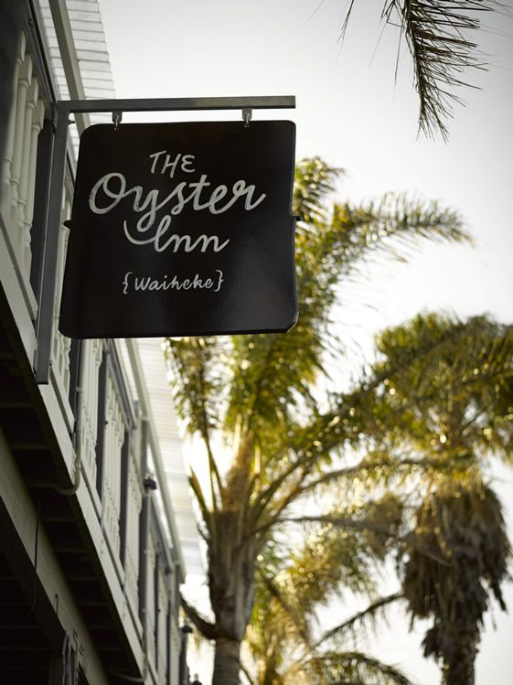 If it's true that the only three important factors in property are location, location and location, then The Oyster Inn on New Zealand's Waiheke Island was a sure-fire success story before a dish had been …