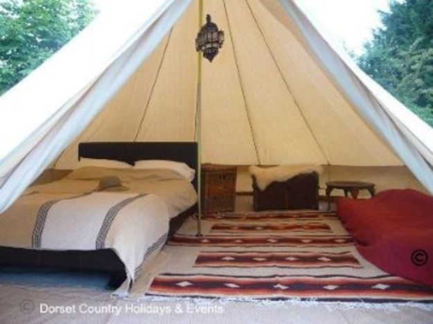 Dorset, England | Community Post: 20 Decadent Glamping Photos
