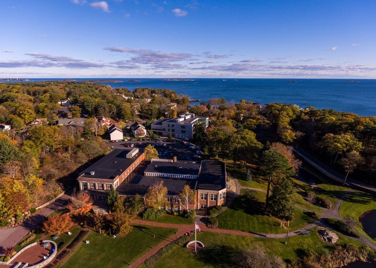 Endicott College, Beverly MA.