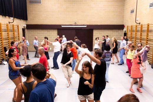 Malika Dance: Stage de danse de Rock'n'roll - Le Jive - Moonpeel