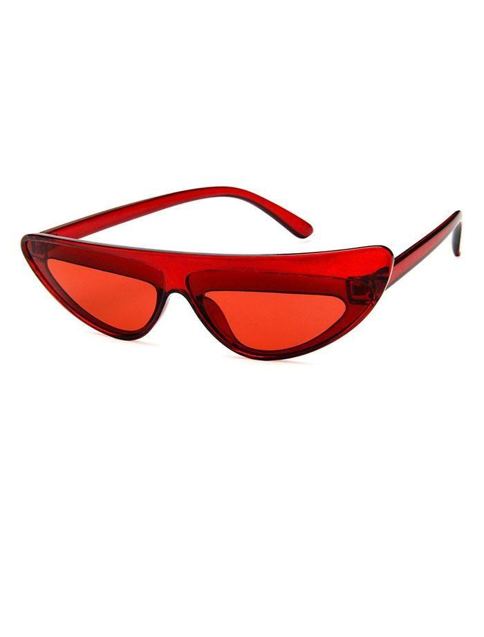 e407c4e663f Asymmetrical Frame Sunglasses