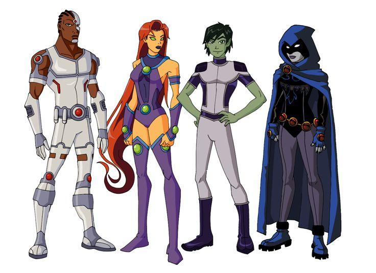 Deviantart Starfleet Captains Tylan Schan: 104 Best Images About Teen Titans On Pinterest