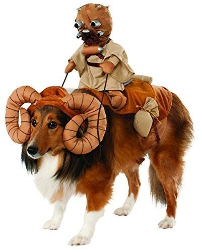 Traje para perro de Star Wars Bantha