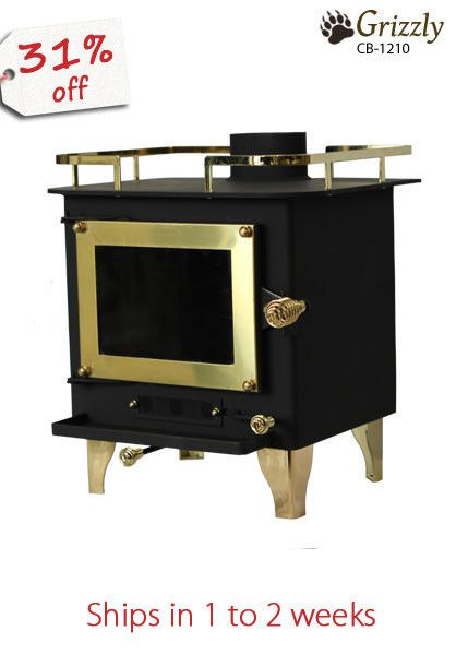 CB-1210 GRIZZLY Cubic Mini Wood Stove - Best 25+ Mini Wood Stove Ideas Only On Pinterest Wood Burner