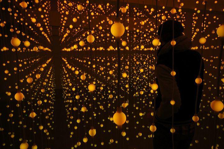 8,000 Lights- My Modern Metropolis