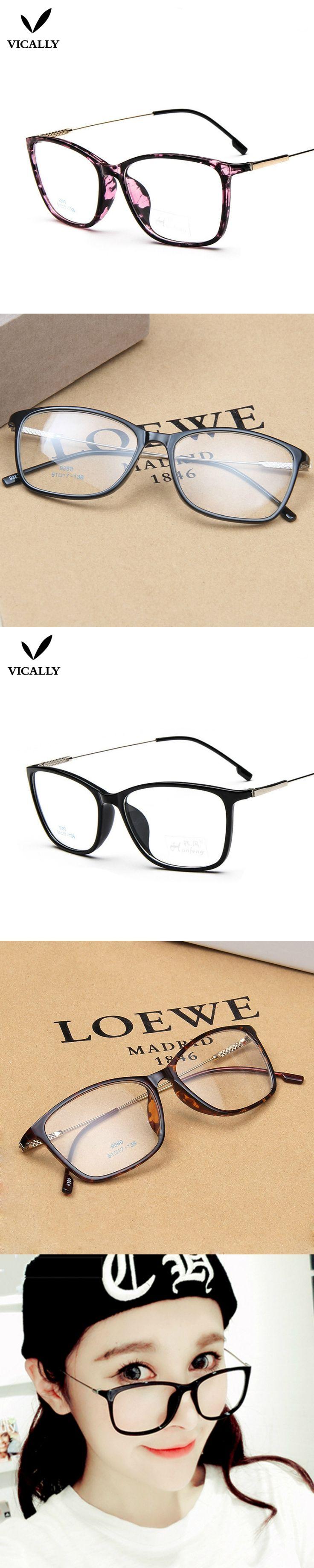 Newest  Eyeglasses Frame Man Vintage Glasses Women Men Glasses Frame Fashion Optical Frame Nerd Glasses Oculos Femininos