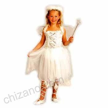 Детские новогодние костюмы ангелов