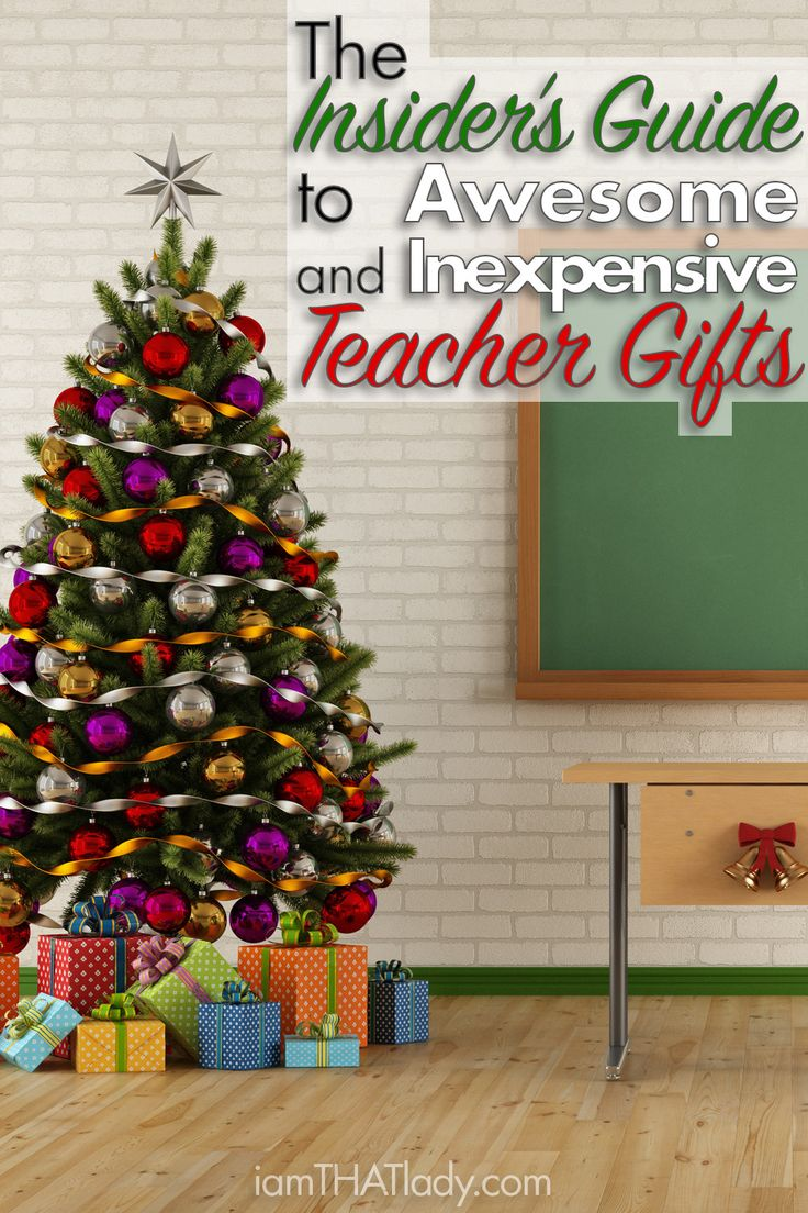 Secretary Christmas Gift Ideas Part - 29: The Insideru0027s Guide To Awesome And Inexpensive Teacher Gifts. Secretary  GiftsSchool SecretaryThe TeacherTeacher GiftsHoliday IdeasChristmas ...