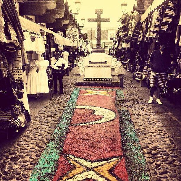 El Mercado Parian, Puebla, Mexico