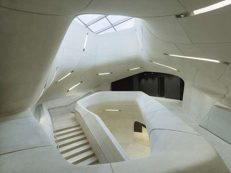 Space Travel: Short Film Captures the Spirit (and Curves) of Louisiana Museum - Architizer