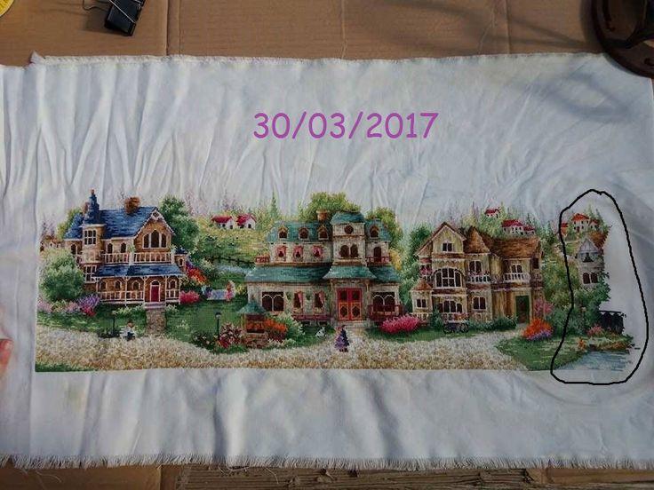 A Green Village, de DÔME - Etape n°26 du 30 mars 2017