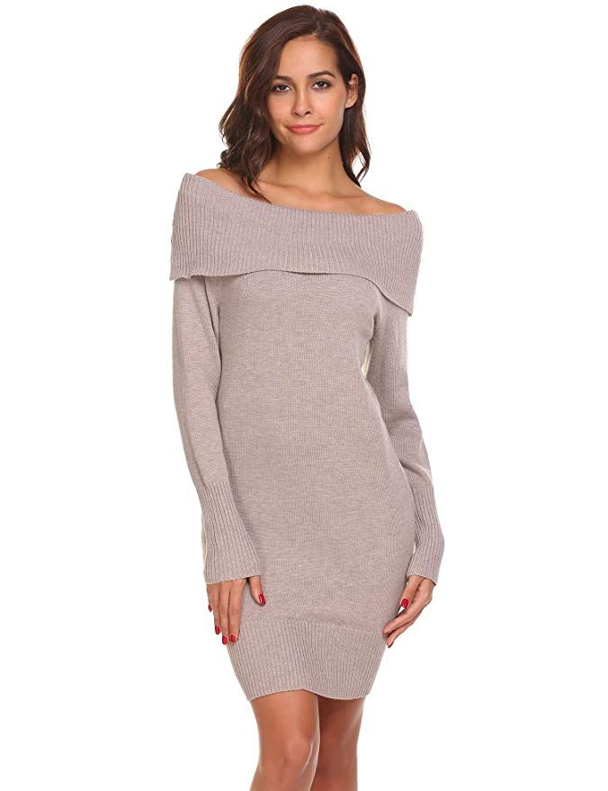 8e28f98ff56 7 Captivating Styles of Sweater Dresses for Women - Cute Dress Winter Casual
