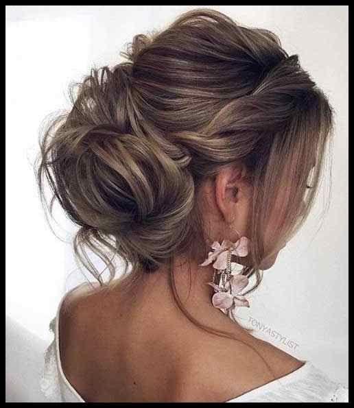 Spezielle Hochsteckfrisuren für langes Haar | Pinterest … | Frisuren Tutorial…