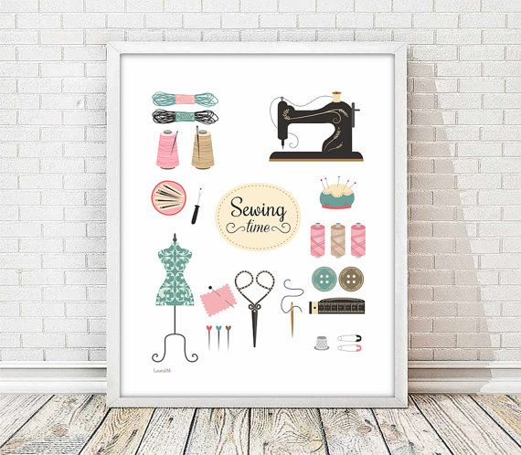lamina tejer, lamina moda, laminas costura, laminas decorativas, laminas A3, laminas A4, maquina coser, poster vintage, cuadros decorativos