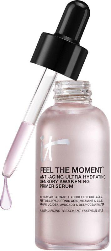 It Cosmetics Feel The Moment Anti-Aging Ultra Hydrating Sensory Awakening Primer Serum Ulta.com - Cosmetics, Fragrance, Salon and Beauty Gifts