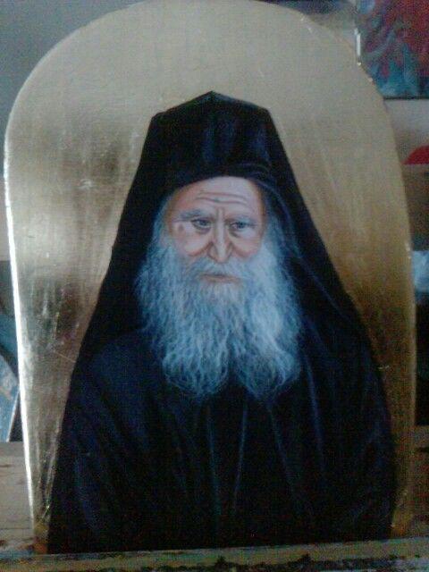 ΓΕΡΩΝ ΙΩΣΗΦ ΒΑΤΟΠΑΙΔΙΝΟΣ