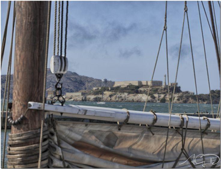 Alcatraz Island Arnauld Grassin Delyle Photography 2013 http://grassindelyle.fr/