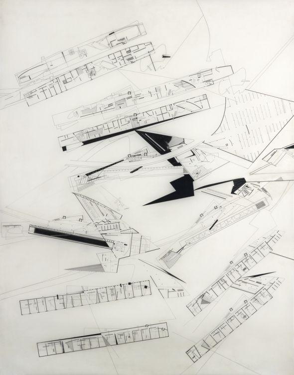 The Peak Leisure Club -- A Design Concept by Zaha Hadid