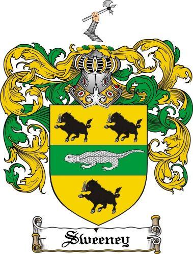 7 best sweeney coat of arms sweeney family crest images on 799 sweeney coat of arms sweeney family crest instant download thecheapjerseys Gallery
