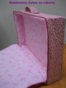 17 meilleures images propos de valise en tissu sur pinterest anglais fran ais et sacs. Black Bedroom Furniture Sets. Home Design Ideas