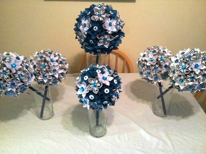 120 Best Kusudama Origami Flowers Images On Pinterest