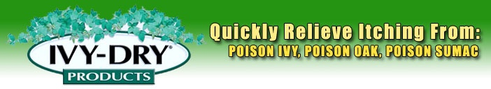 Ivy-Dry Is the Most Recommended Brand for Itch Relief from Poison Ivy, Bug bites...  Ivy-Dry Is the Most Recommended Brand for Itch Relief from Poison Ivy, Bug bites...        IVY-DRY is the most recommended brand by pharmacists in the country.        IVY-DRY is the most recommended brand by pharmacists in the country.