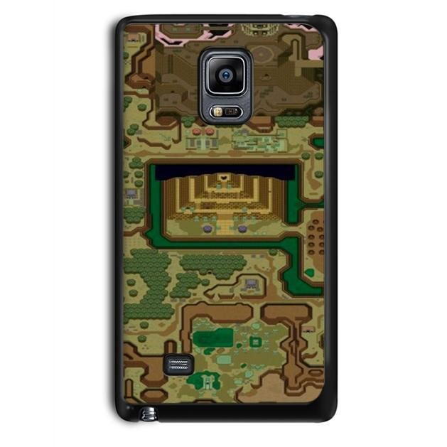 A Link To The Past Dark World Map.Zelda A Link To The Past Dark World Map Samsung Galaxy Note 8