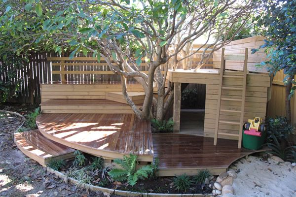 kids outdoor spaces, playground, play garden  even if we built this the kids would be tired of it in a week, but it's still cool