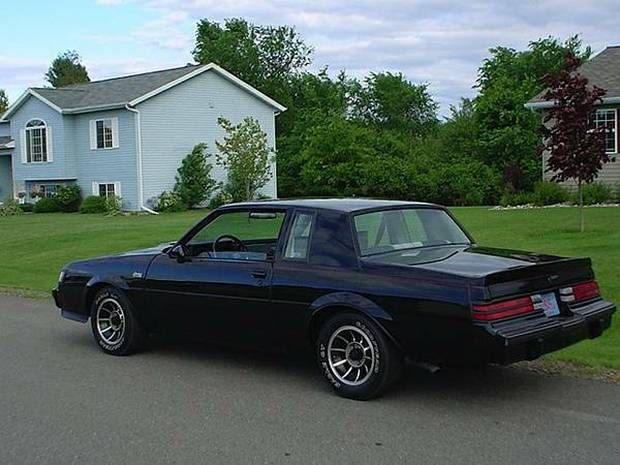 15 Best Buick Grand National Images On Pinterest