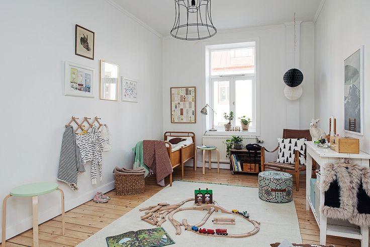 Ett rum för stora eller små