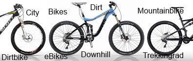 Fahrrad kaufen | Mountainbike kaufen | BMX kaufen Online Shop Reutlingen