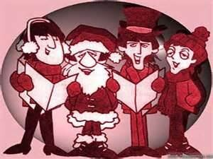 Santa Ringo and his fab elves.