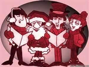 Santa Ringo and his fab elves.