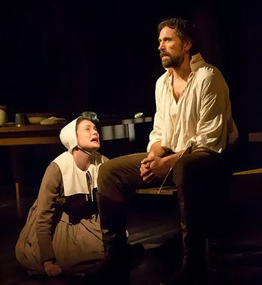 the crucible abigail most responsible for deaths in salem While many different characters in arthur miller's play the crucible pointed fingers at innocent other villagers, abigail williams is most responsible for the deaths which took place in the play.