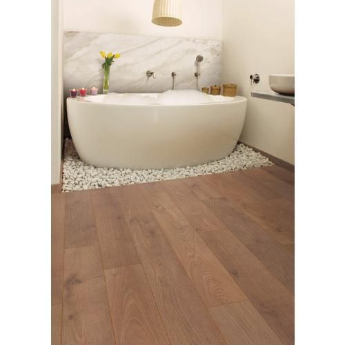 Large Image Of Vintage Oak Laminate Flooring Opens In A